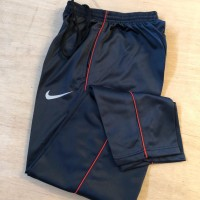 Celana Training Olahraga Pants Panjang Strip 1 N01 - Hijau Stabilo, XL