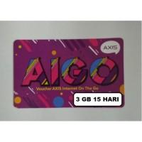VOUCHER AXIS AIGO MINI 3GB 15 HARI
