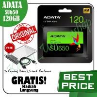 SSD 120GB ADATA SU650 PAKET ORICO Case External