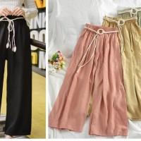 celana panjang wanita/celana panjang muslim/celana kemal palazzo murah