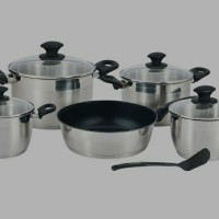 Cookware set 10pcs C820 Continental