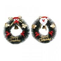 Hiasan Krans Natal Bell Kerincingan-Hiasan Natal-Dekorasi Natal