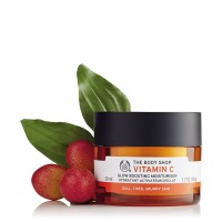 The Body Shop Vitamin C Healthy Glow Moisturiser 50Ml