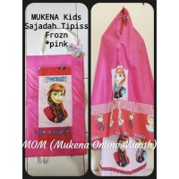 MOM Mukena Anak Karakter Frozen uk S