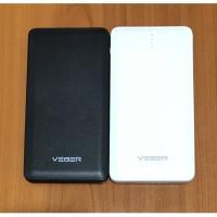 Powerbank VEGER 20000 Mah Slim Original Garansi Resmi 1 Tahun