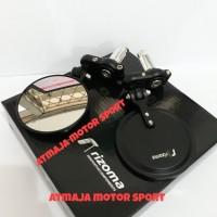 Spion Jalu Bulat Rizoma Nmax Aerox 155 Xmax PCX Ninja250 Vespa DLL