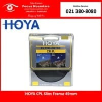 HOYA CPL Slim Frame 49mm