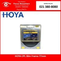 HOYA CPL Slim Frame 77mm