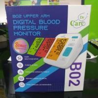 Alat Tensimeter Dr Care B02 - Alat Pengukur Tekanan Darah Tinggi