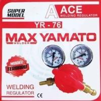 Regulator Acetylene / Acyteline YR-76 Yamato