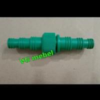 Sambungan selang air plastik - sambungan slang pvc drat
