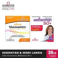 Vitabiotics Paket Kesehatan Sendi Wanita Lansia
