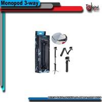 MONOPOD 3 WAY /3WAY TONGSIS