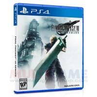 PS4 Final Fantasy VII Remake / FF7 Remake Reg 3 English
