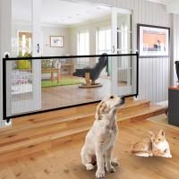 Pagar Jaring Bisa Dilipat Portable untuk Penghalang Keamanan Anjing He