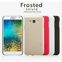 Hardcase nillkin frosted shied case Samsung galaxy e7 grab it fast