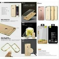 Baseus softjakcet softcase shinning case iphone 6 6s hight tech