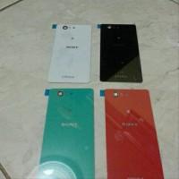 Back cover casing belakang Sony Xperia Z3 Compact hight tech