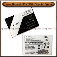 Sale Baterai Lava Iris 702 Lafa Double Power Batre Batrai HP limite