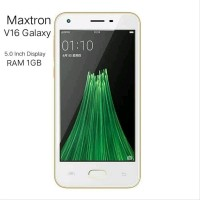 Maxtron V16 Galaxy Ram 1GB GARANSI RESMI 1TAHUN electronic