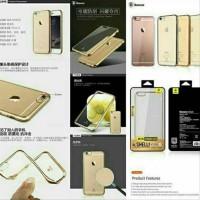 Baseus shining case iphone 6 plus &amp 6s plus. aksesoris part