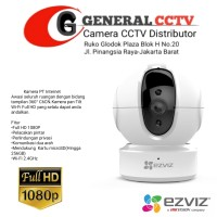 IP Camera Cctv Ezviz Robot Full HD 1080P 2 MP C6CN