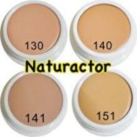 dijual Naturactor foundation cover face ori jepang share in jar
