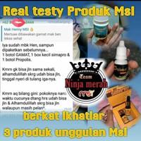 Paket Penyembuhan Penyakit MSI (Free Bros Dagu & Bubble Wrap)
