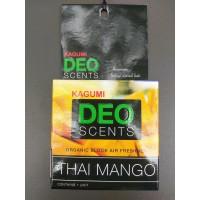 PARFUM / PEWANGI / PENGHARUM MOBIL KAGUMI DEO SCENTS - THAI MANGO