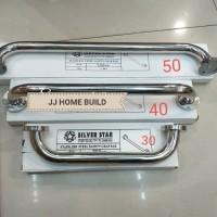 Pegangan Bathup Kamar Mandi/Grab bar 50 Cm Stainless ss