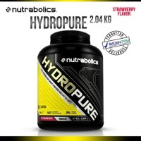 NUTRABOLICS HYDROPURE STRAWBERRY 4,5 lbs