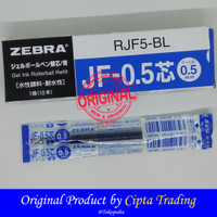 Ballpoint - Zebra - Sarasa JF Refill size 0.5 (Each) - blue