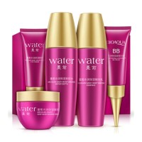 5pcs Skin Care Set Toner Eye Cream Lotion Day Cream BB Cream Chrysanth
