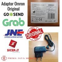 Adaptor Omron ORIGINAL. Cocok Untuk Semua Tensimeter Omron.