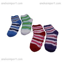 Kaos kaki Winter, Kaos Kaki Musim Dingin Anak Wool Socks Kids Longjohn