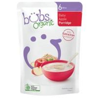 Bubur Bayi Bubs Organic Apple Porridge 6+ Months Australia