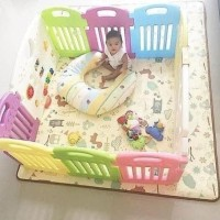 Karpet Bayi Playmat Roll PE Parklon korea