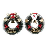 Hiasan Krans Natal Bell Kerincingan -Krans Natal Murah-Gantungan Krans