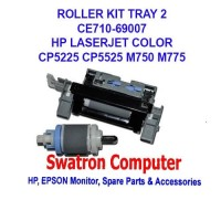NEW ORIGINAL ROLLER KIT TRAY 2 HP LASERJET CP5225 CP5525 M750 M775
