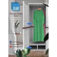 Lemari Plastik Club Premium Prada (FULL GANTUNG PP201P)