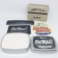 OH MAN POMADE ARMY CLAY