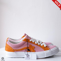 Sepatu Converse One Star x Ox Golf Le Fleur Candy Pink ORIGINAL