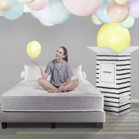 Kasur Spring Bed In The Box Ukuran 160x200 (Queen)
