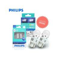 T10 PHILIPS LED Vision 6000K (Lampu Senja Mobil)