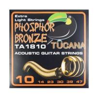 Senar Gitar Akustik (010-047) Phosphor Bronze Tucana TA1810