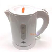 Heles Teko Ketel Listrik 0,8 Liter - Electric Kettle 600 Watt HL-6316