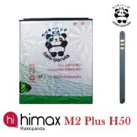 Baterai Himax M2 Plus H50 M2+ Double IC Protection