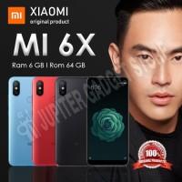 Xiaomi Mi 6x / Xiaomi Mi6x RAM 6/64 GB Dual Rear Camera - ORI