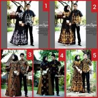 Batik couple, gamis couple, gamis batik, keluarga,sarimbit modern