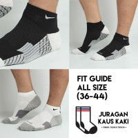 Kaos Kaki Nike Kualitas Premium Pendek Mata Kaki Motif Olahraga Grosir